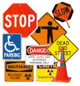 traffic signs_driving lessons