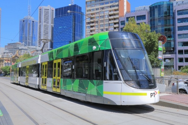Driving With Trams